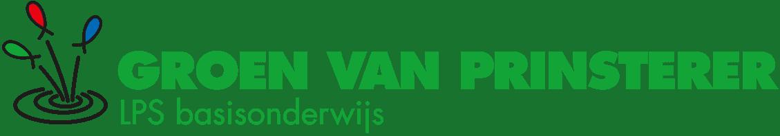 LPS Groen van Prinsterer logo