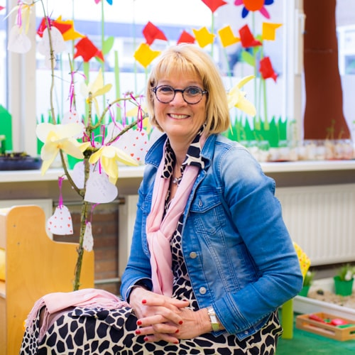 LPS Groen van Prinsterer - Annemarie van de Klundert