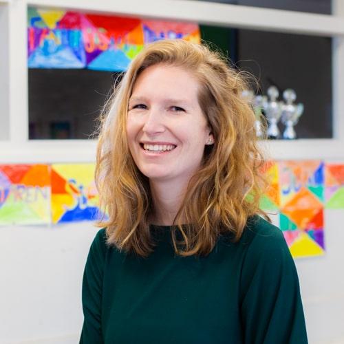 LPS Groen van Prinsterer - Michelle Kosten